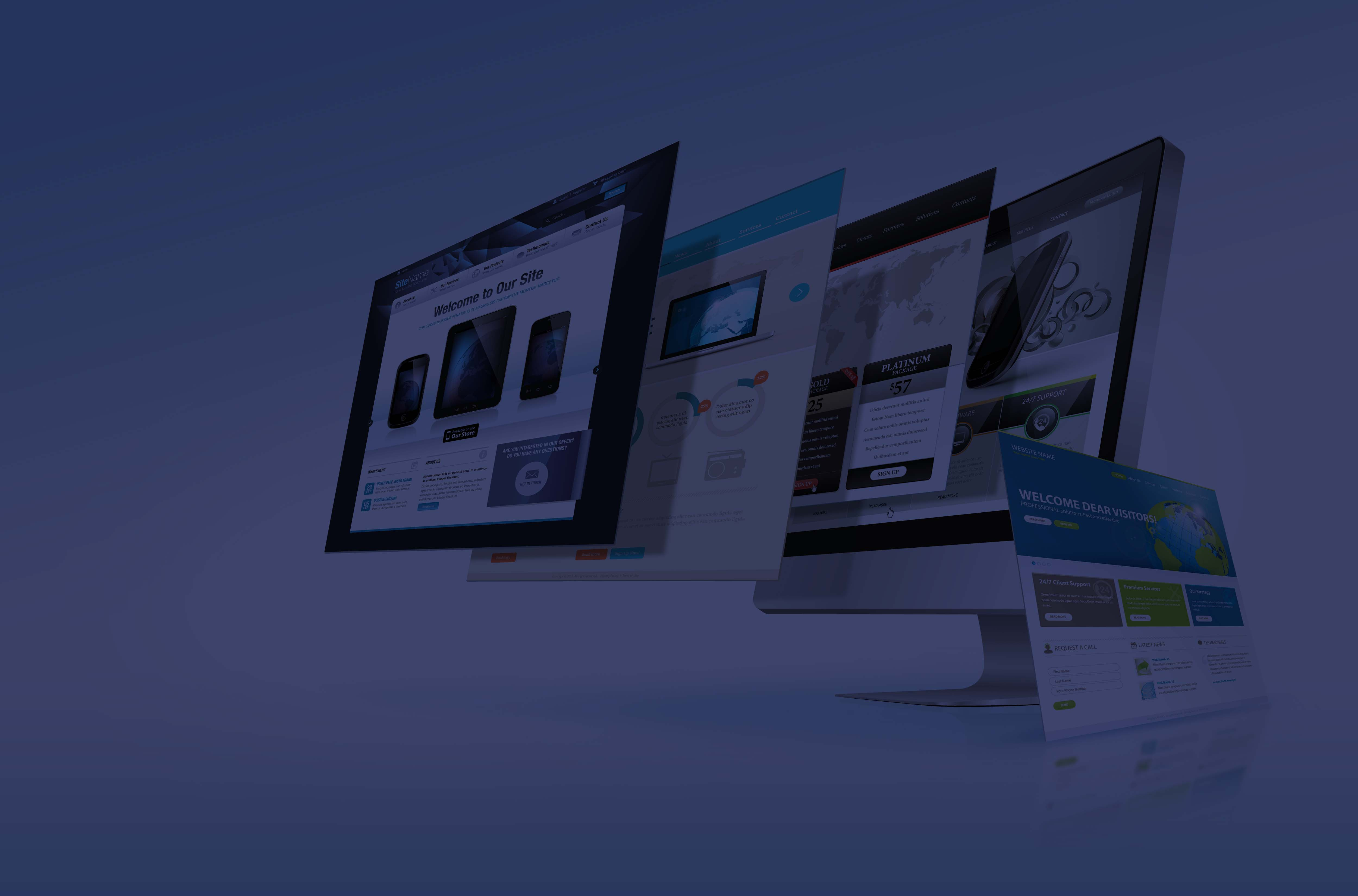 Maximize your web presence investment