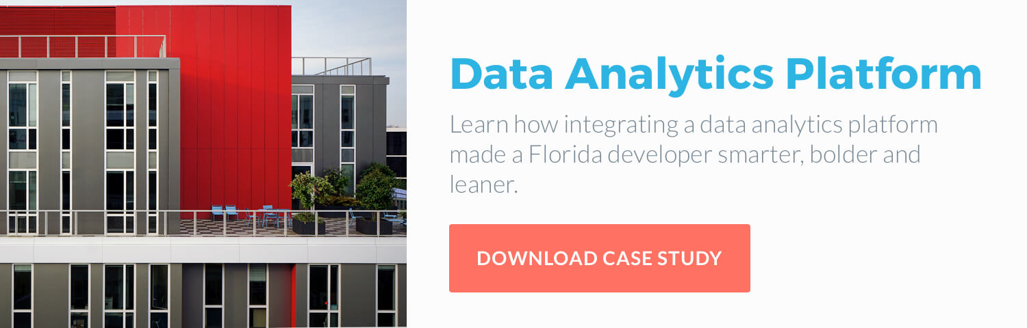 Helpnet Case Study - How data analytics made a Florida developer smarter, bolder and leaner